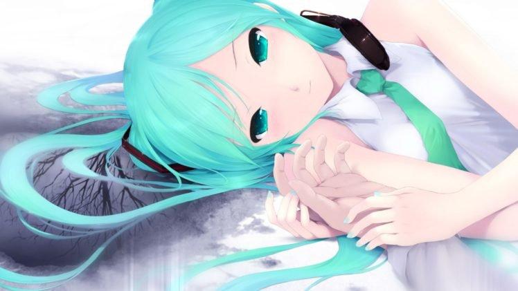 Vocaloid, Anime girls, Anime, Hatsune Miku HD Wallpaper Desktop Background