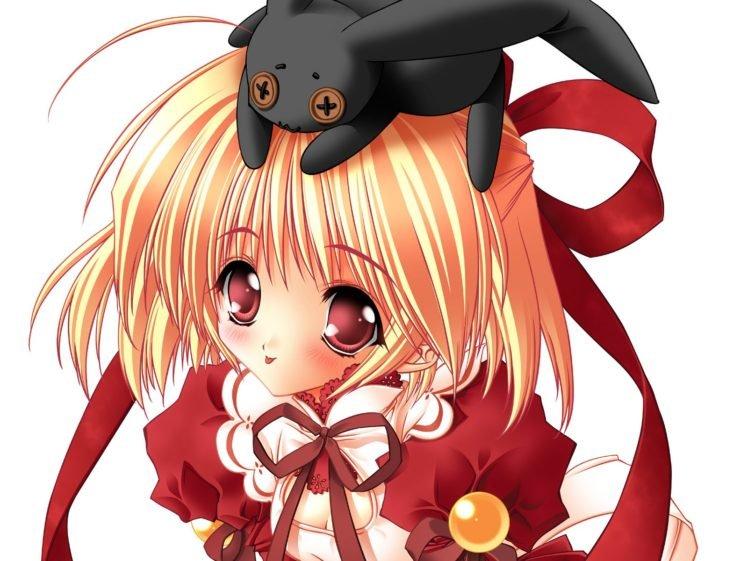 anime girls HD Wallpaper Desktop Background