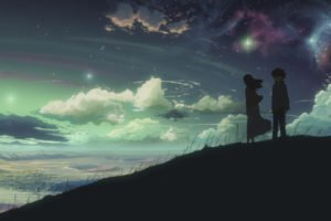 5 Centimeters Per Second, Makoto Shinkai, Anime