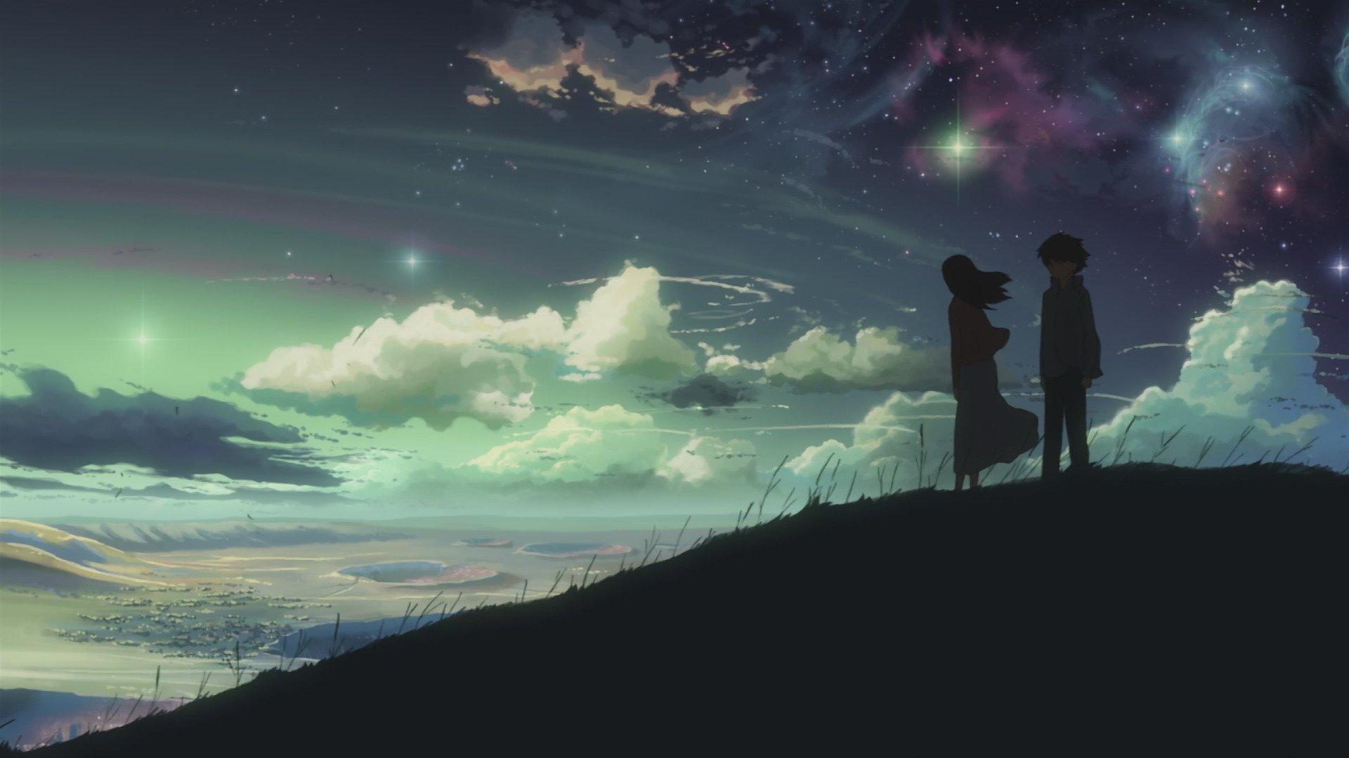 5 Centimeters Per Second, Makoto Shinkai, Anime HD