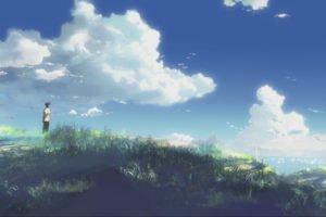 5 Centimeters Per Second, Makoto Shinkai