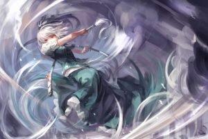 sword, Touhou, Konpaku Youmu
