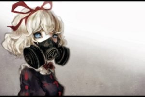 fantasy art, Gas masks