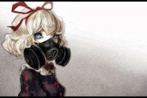 fantasy art, Gas masks
