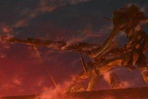 Neon Genesis Evangelion, EVA Unit 01, Anime