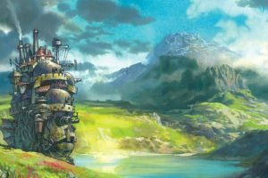 Studio Ghibli, Howls Moving Castle