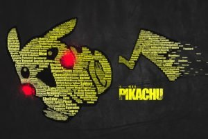 Pikachu, Pokemon First Generation