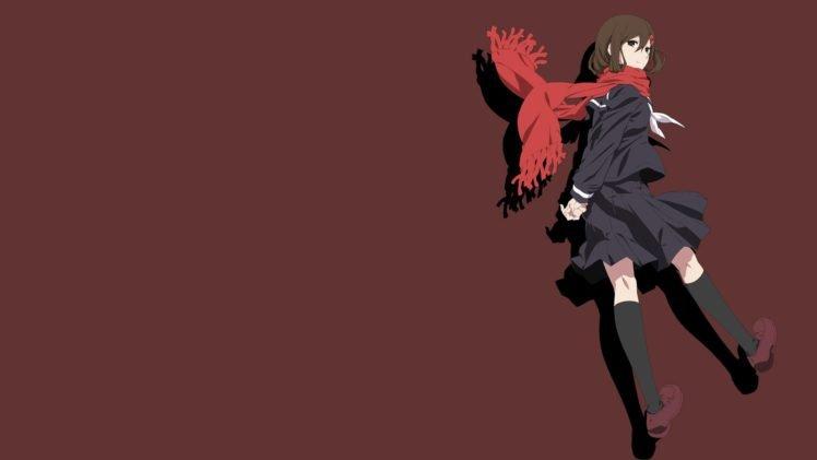 Kagerou Project, Tateyama Ayano, School uniform HD Wallpaper Desktop Background