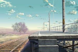 railway, Artwork