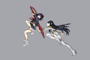 Kill la Kill, Matoi Ryuuko, Kiryuin Satsuki