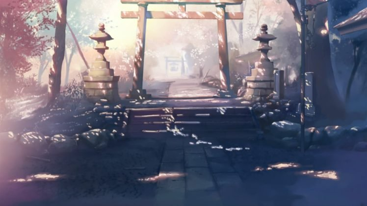 5 Centimeters Per Second, Anime HD Wallpaper Desktop Background