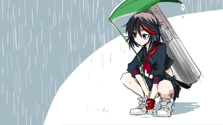 Kill La Kill Matoi Ryuuko Hd Wallpapers Desktop And