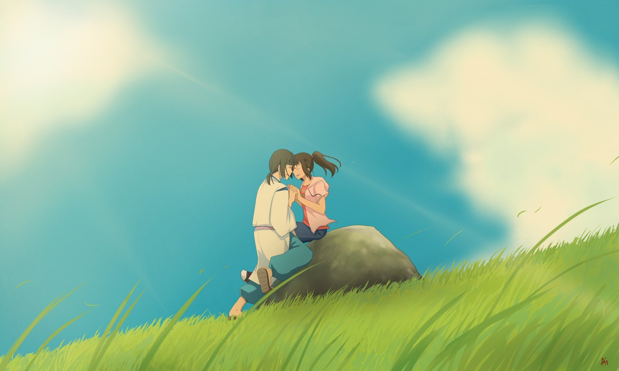Spirited Away Studio Ghibli Hd Wallpapers Desktop And Mobile Images Photos
