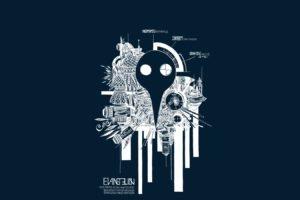 Neon Genesis Evangelion, Minimalism