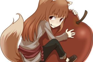 Spice and Wolf, Holo, Anime vectors