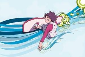 anime, Thurston Renton, Eureka Seven
