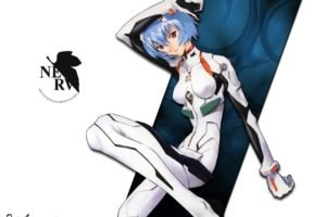 anime, Neon Genesis Evangelion, Ayanami Rei