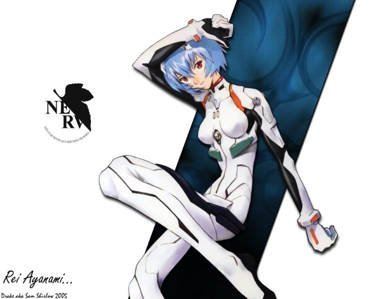anime, Neon Genesis Evangelion, Ayanami Rei HD Wallpaper Desktop Background