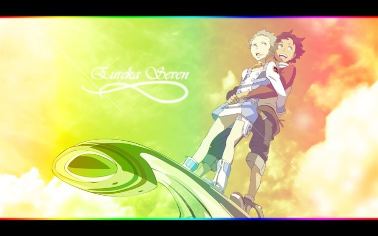 anime, Eureka Seven, Eureka (character), Thurston Renton HD Wallpaper Desktop Background