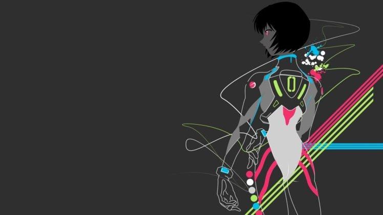 Neon Genesis Evangelion Ayanami Rei Hd Wallpapers Desktop