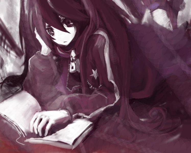 Black Rock Shooter, Anime girls, Anime, Strength (Black Rock Shooter) HD Wallpaper Desktop Background