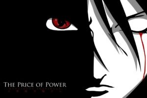 Naruto Shippuuden, Anime, Sharingan, Anime vectors, Uchiha Sasuke