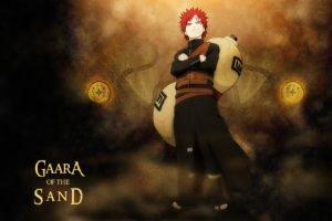 Naruto Shippuuden, Manga, Anime, Gaara