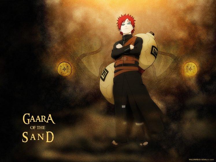 Naruto Shippuuden, Manga, Anime, Gaara HD Wallpaper Desktop Background