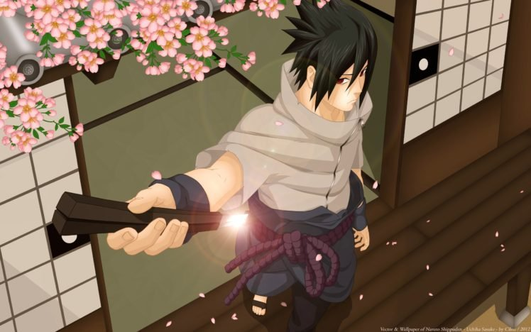 Naruto Shippuuden, Anime, Manga, Uchiha Sasuke HD Wallpaper Desktop Background
