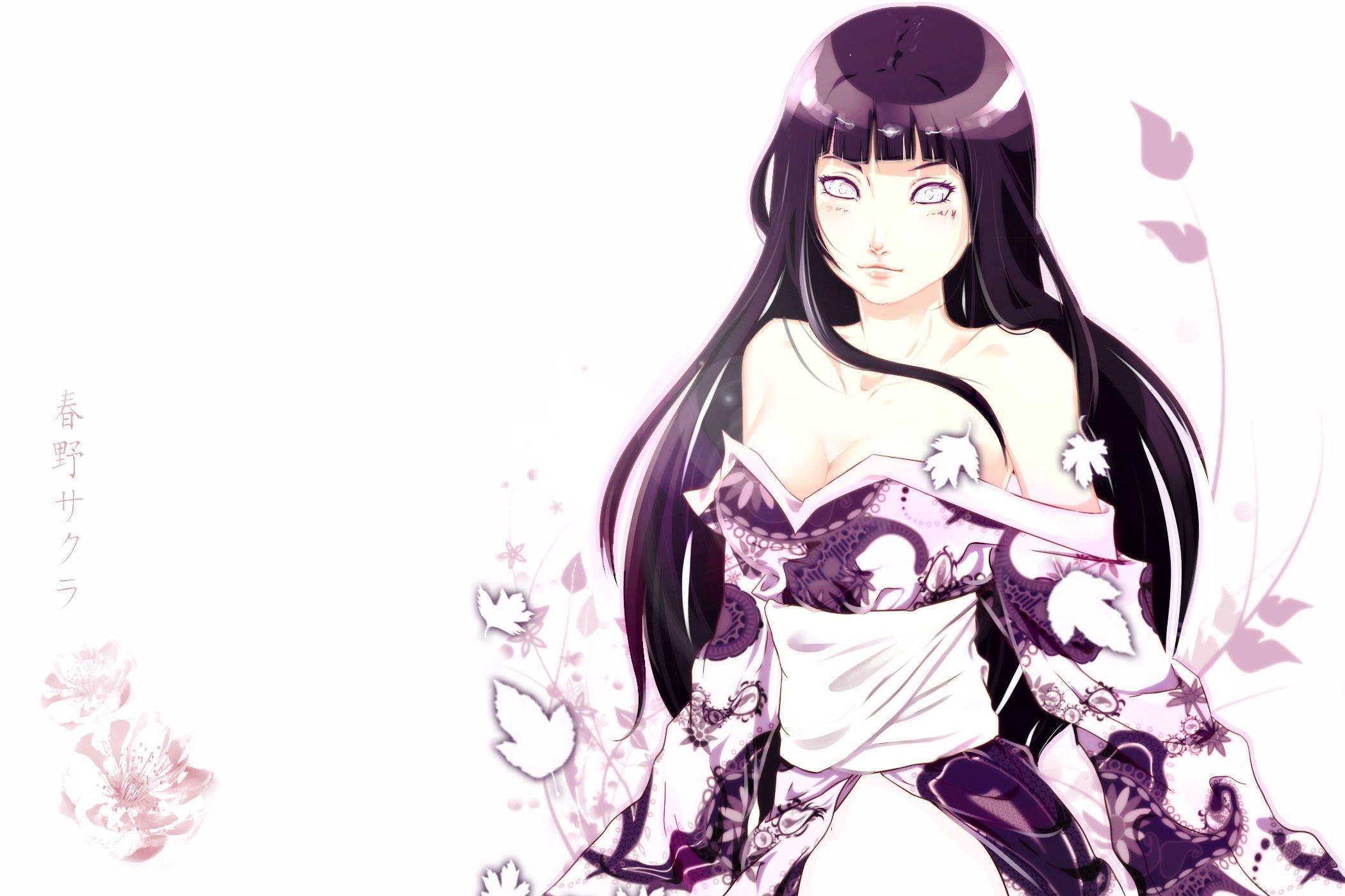 Naruto Shippuuden, Anime, Manga, Hyuuga Hinata, Anime girls Wallpaper