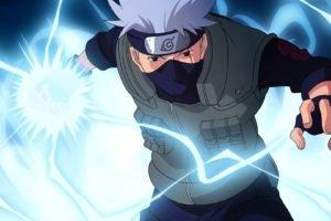 Naruto Shippuuden, Anime, Manga, Hatake Kakashi