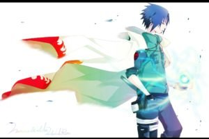 Naruto Shippuuden, Manga, Anime, Uchiha Sasuke