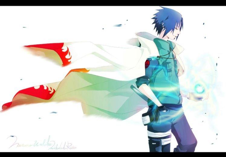 Naruto Shippuuden, Manga, Anime, Uchiha Sasuke HD Wallpaper Desktop Background