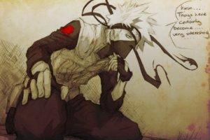 Naruto Shippuuden, Manga, Anime, Hatake Kakashi