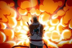 Naruto Shippuuden, Manga, Anime, Killer Bee