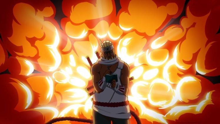 Naruto Shippuuden, Manga, Anime, Killer Bee HD Wallpaper Desktop Background