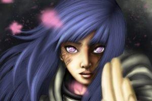 Naruto Shippuuden, Manga, Anime, Hyuuga Hinata