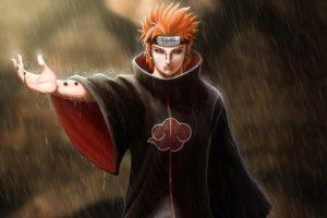 Naruto Shippuuden, Manga, Anime, Pein