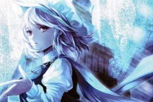 anime, Letty Whiterock, Touhou
