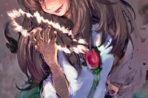 anime girls, Touhou, Reiuji Utsuho