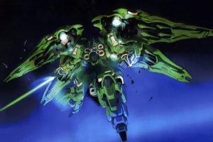 Gundam, Mobile Suit Gundam Unicorn, Kshatriya