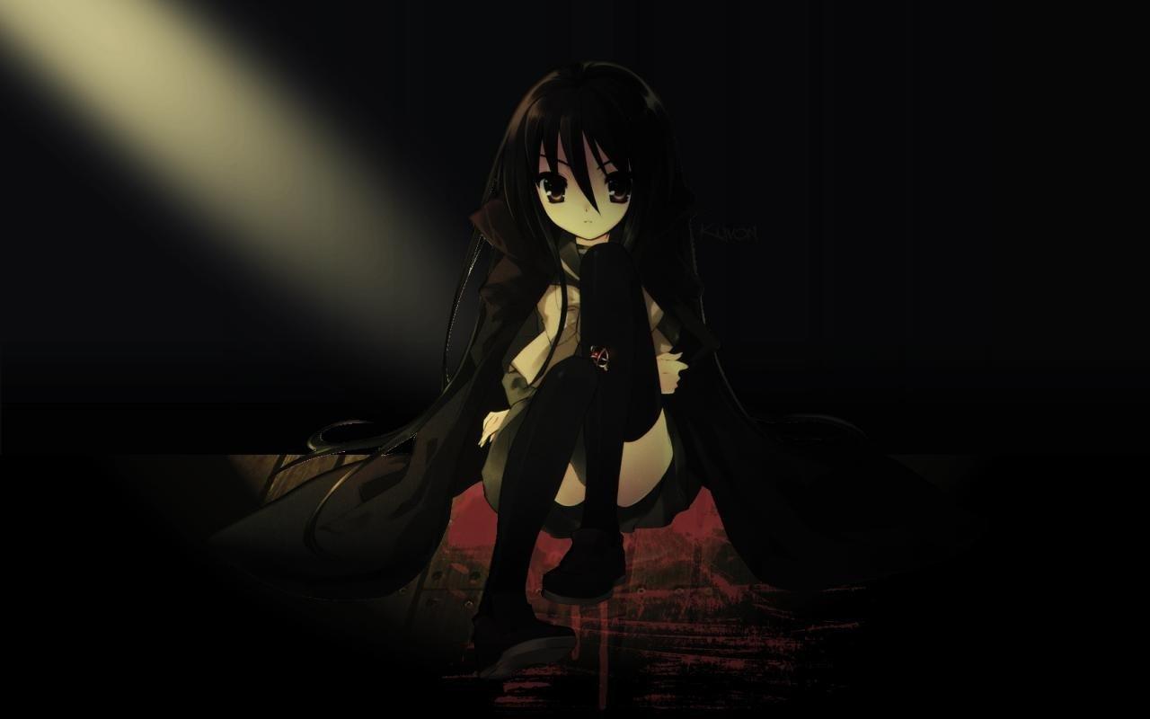 dark, Anime, Shakugan no Shana, Shana Wallpaper