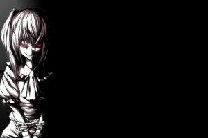 dark, Anime, Touhou, Flandre Scarlet