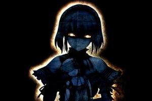 dark, Anime, Alice Margatroid, Touhou