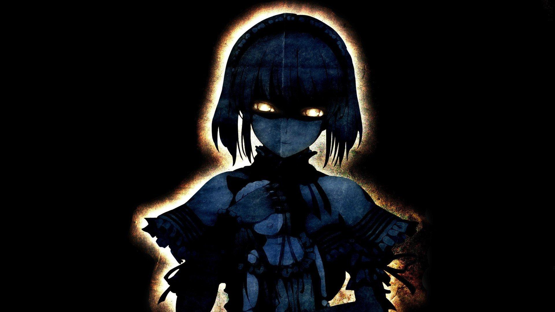 dark, Anime, Alice Margatroid, Touhou Wallpaper