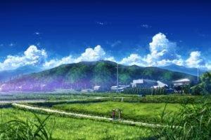 anime, Nature