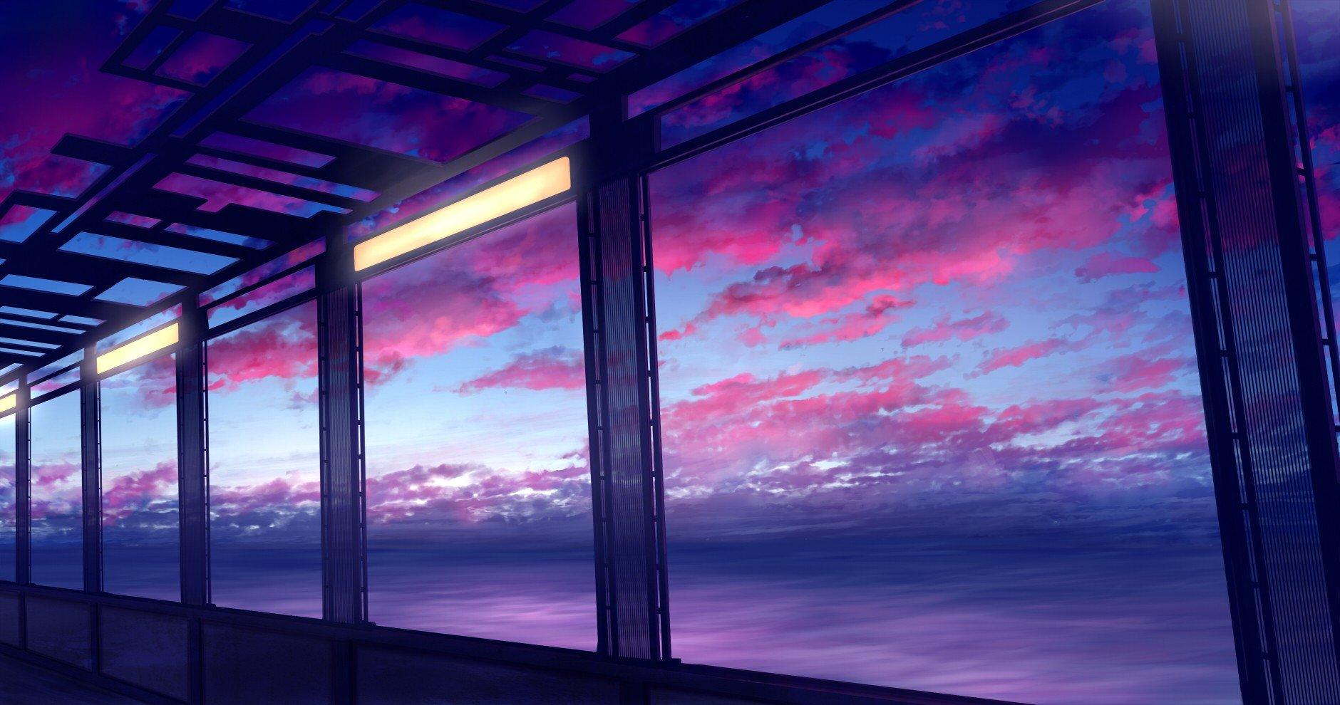 Light Blue Aesthetic Pastel Room