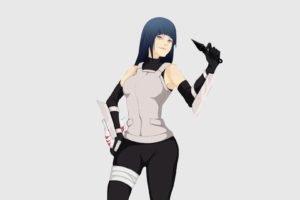 Hyuuga Hinata, Naruto Shippuuden, ANBU