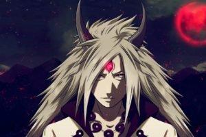 Uchiha Madara, Sage of Six Paths, Eternal Tsukuyomi, Naruto Shippuuden