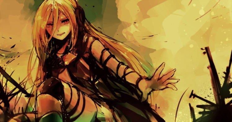 anime girls, Anime, Vocaloid, Lily (Vocaloid) HD Wallpaper Desktop Background